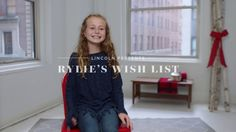 Lincoln Presents|Rylie's Wish List Lincoln, Wish, Presents, Youtube, Gifts, Favors, Gift, Youtubers, Youtube Movies
