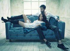 Sizzling on-screen couple #RanbirKapoor & #AishwaryaRaiBachchan for Filmfare magazine shoot. #ADHM #KaranJohar #filmfare #filmfareshoot #photoshoot #celebrity #bollywood #bollywoodactress #bollywoodactor #actor #actress #filmywave