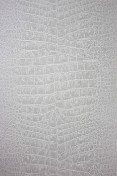 Osborne & Little: W6337-01  kind of love a little wallpaper accent in a sexy pattern