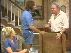 All in the family Season 4 PlayList Comedy Clips, Comedy Tv, All In The Family, Family Show, Sally Struthers, Norman Lear, Archie Bunker, 70s Tv Shows, Just Video