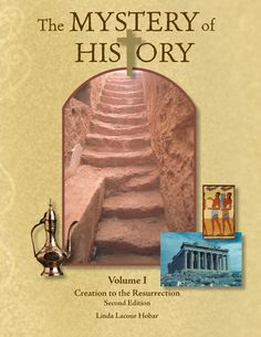 Brand new! The Mystery of History on Kindle!