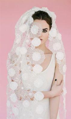 Pretty, Fun & Totally Unique Wedding Veils by Beba's Closet Wedding Veils, Boho Wedding, Wedding Day, Wedding Dresses, Wedding Blog, Wedding Scene, Wedding Rings, Wedding 2017, Church Wedding