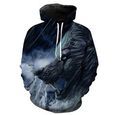Alert Cloudstyle Male Animal Hoodies 3d Print Magician Tie Bulldog Hooded Men Women Pocket Hoody Fashion Hip Hop Sweatshirt Streetwear Men's Clothing