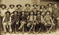 Texas Rangers 1880s