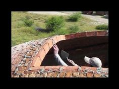 ▶ Impressively skilled brick layers, Vault contructión. - YouTube