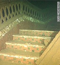 Inside Ocean Liner Costa Concordia: Italian Police Have Released Diver Video Showing The Underwater Exterior and Interior of the Wrecked Cruise Ship Costa Concordia, Twice The Size Of The TITANIC.