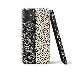 HALF MINI DALMATIAN Phone Case - Samsung S20 / Tough Case - Gloss