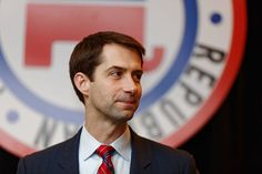 Senator Cotton Is Strongly Backing President Trump