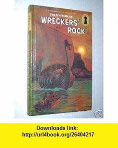 THE MYSTERY OF THE WRECKERS ROCK THREE INVESTIGATORS #42 William Arden ,   ,  , ASIN: B000K3TNSM , tutorials , pdf , ebook , torrent , downloads , rapidshare , filesonic , hotfile , megaupload , fileserve