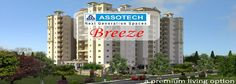 Assotech Breeze is housing project  on Sector 88B Gurgaon. Assotech Breeze Gurgaon offers world class residential premium apartment with According  to choice of peoples.