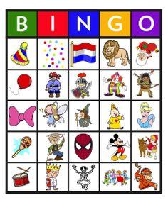 * Bingo: carnaval 6-25