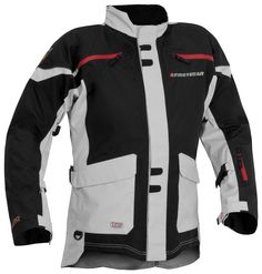 Firstgear is proud to announce the long-awaited return of the TPG Rainier Jacket. This jacket incorporates the most advanced technological features in motorc...