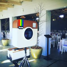 The Instabppth is your perfect Wedding Accessory.
