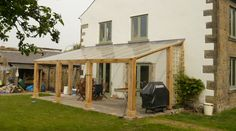 Green Oak Verandas; Year-Round Outdoor Space - Gowercroft Joinery