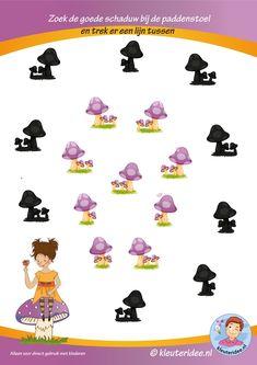 Autumn Activities For Kids, Montessori Baby, Tot School, Worksheets For Kids, Autumn Theme, Preschool Crafts, Kids Learning, Kindergarten, Children
