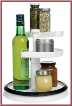 Organize Spices and Sources Neatly in Kitchen