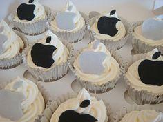 Apple Mac Cupcake