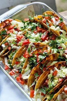 Cooking Pinterest: Baked Crunchy Taco Casserole Recipe