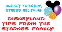 Disneyland vacation planning tips and tricks