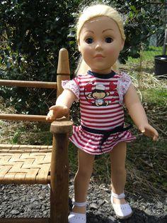 "DOLLS!!  18"" Madame Alexander Doll,  Blonde, blue eyes,"