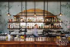 5 questions for: Guy Wong - AH&L. Le Fat Atlanta, GA #Customlighting by Andrew T. Crawford Ironworks