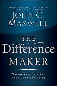 Love John Maxwell books The Alpha Launch - http://www.TheAlphaLaunch.com