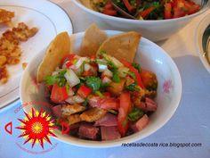 Cocina Costarricense: chifrijo