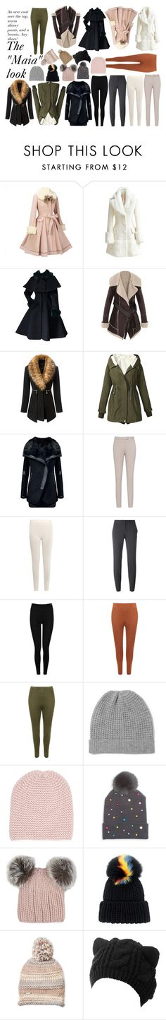 """""""Maia"""" by maiaytina on Polyvore featuring moda, WithChic, Chicnova Fashion, Reiss, Fusalp, Dolce&Gabbana, Heat Holders, WearAll, Madeleine Thompson y Wommelsdorff"""