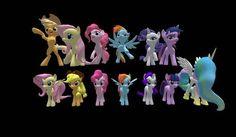 Pony Builder's Kit