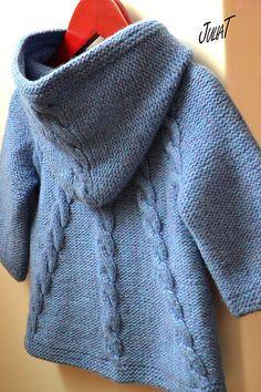 Ravelry: Kapuzin hoodie pattern by Svetlana Volkova
