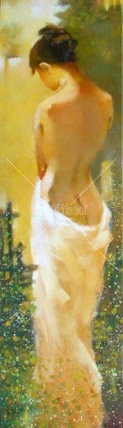Nguyen Trong Tai - ArtOfHanoi.com, the Vietnamese art painting gallery