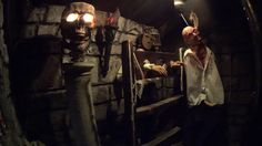 Horror Crypt A haunted walk through attraction. Deep in the bowels of the Horror Crypt on Ocean Boulevard lay ghosts and monsters waiting to greet you. Blackpool England, Original Music, England Uk, Coven, Horror, Arcade, Youtube, England, Witches