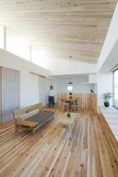 Ritto House Designed by ALTS Design Office ـــ  Kyoto, Japan - 2014.