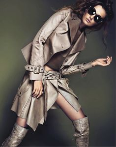Salvatore Ferragamo Spring Summer 2013 Editorial