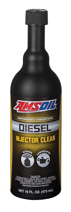 Diesel Injector Clean (ADF) See more info here: http://shop.syntheticoilandfilter.com/fuel-additives/diesel/diesel-injector-clean/