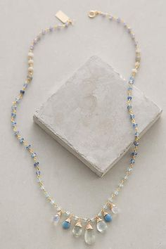 Oceanic Ombre Necklace - anthropologie.com