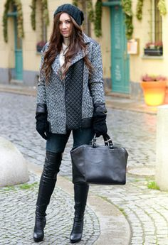 hardrockinhomemaker | Winter Accessories | Chicisimo