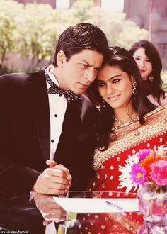 Shah Rukh Khan and Kajol- My Name is Khan ♥