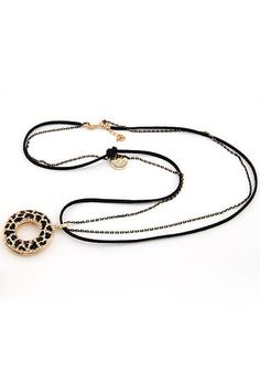 Round Pendant Necklace #Romwe