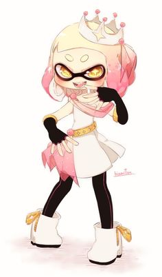 Splatoon 2 Game, Splatoon Squid, Splatoon Memes, Nintendo Characters, Cute Characters, Ninga Turtles, Pearl And Marina, Character Art, Character Design