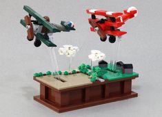 La battaglia aerea di JK Brickworks su LEGO Ideas #LegaNerd