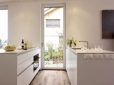 Three-Generational Home in Switzerland Ensures Harmonious Living - http://freshome.com/autumn-house-in-Switzerland/