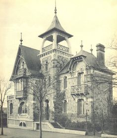 Villa Jeannette : 98 boulevard des Anglais (Nantes - Loire-Atlantique)