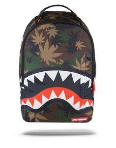 plecak SPRAYGROUND - Weed Shark (000)