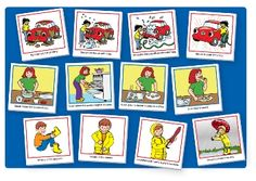 Story Sequencing Cards - National Autism Resources