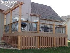 Skirting Deck Picture Gallery