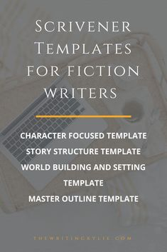 You can use these Scrivener templates for as many writing projects as you want, for all eternity, as long as you have Scrivener on your computer. I have included: A Character Focused Template, Story Structure Template, World Building and Setting Template, and a Master Outline Template that includes all the above plus some more goodies.