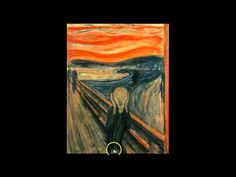 Visual Analysis Lesson for Edvard Munch's The Scream - The Art Curator for Kids