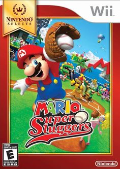 Mario Super Sluggers Nintendo Selects (Nintendo Wii, 2011)