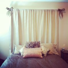 super easy! definitely an idea for the apartment :)
